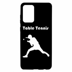 Чохол для Samsung A72 5G Table Tennis Logo