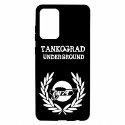 Чохол для Samsung A72 5G Tankograd Underground