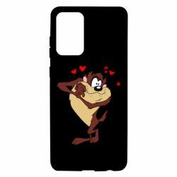 Чехол для Samsung A72 5G Taz in love