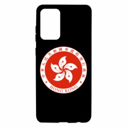 Чехол для Samsung A72 5G The coat of arms of Hong Kong
