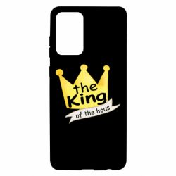 Чохол для Samsung A72 5G The king of the house