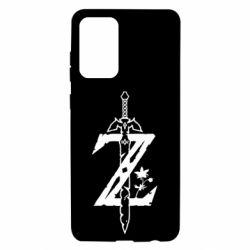 Чохол для Samsung A72 5G The Legend of Zelda Logo