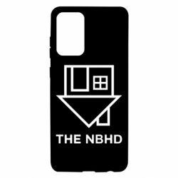 Чехол для Samsung A72 5G THE NBHD Logo