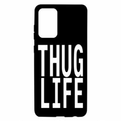 Чохол для Samsung A72 5G thug life