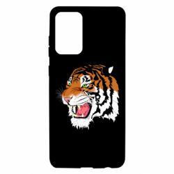 Чохол для Samsung A72 5G Tiger roars