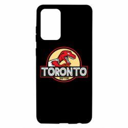 Чохол для Samsung A72 5G Toronto raptors park