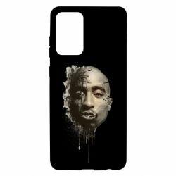 Чехол для Samsung A72 5G Tupac Shakur