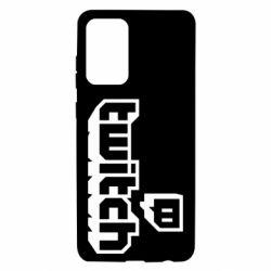 Чохол для Samsung A72 5G Twitch logotip