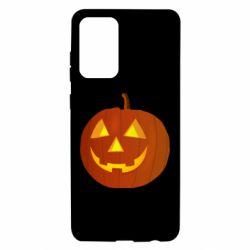 Чохол для Samsung A72 5G Тыква Halloween