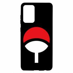 Чехол для Samsung A72 5G Uchiha symbol