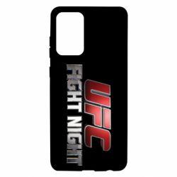 Чохол для Samsung A72 5G UFC Fight Night
