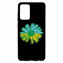 Чехол для Samsung A72 5G Українська квітка