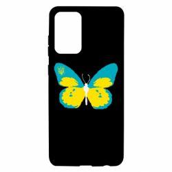 Чехол для Samsung A72 5G Український метелик