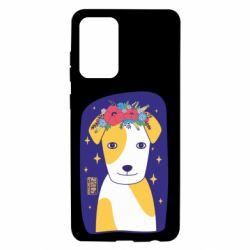 Чохол для Samsung A72 5G Український пес