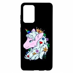 Чохол для Samsung A72 5G Unicorn Princess