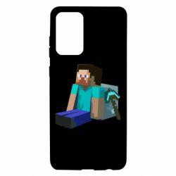 Чохол для Samsung A72 5G Втомлений Стів