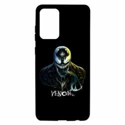 Чехол для Samsung A72 5G Venom Bust Art