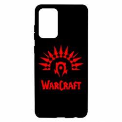 Чохол для Samsung A72 5G WarCraft Logo