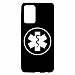 Чохол для Samsung A72 5G Warface: medic