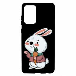 Чохол для Samsung A72 5G Winter bunny