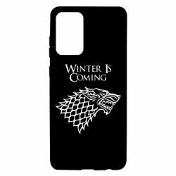 Чохол для Samsung A72 5G Winter is coming (Гра престолів)
