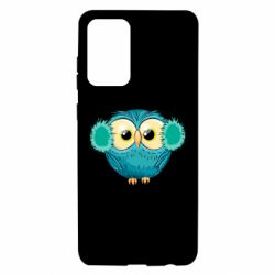Чохол для Samsung A72 5G Winter owl
