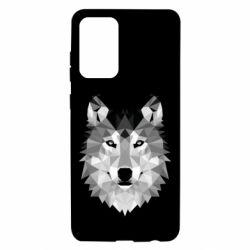 Чохол для Samsung A72 5G Wolf Art