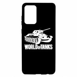 Чохол для Samsung A72 5G World Of Tanks Game