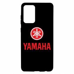 Чохол для Samsung A72 5G Yamaha Logo(R+W)