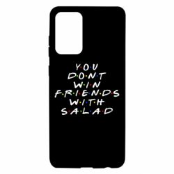 Чохол для Samsung A72 5G You don't friends with salad