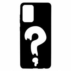 Чехол для Samsung A72 5G Знак Вопроса