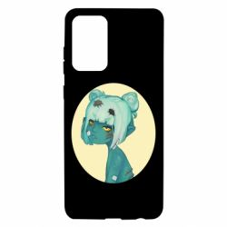 Чохол для Samsung A72 5G Zombie girl with beetles