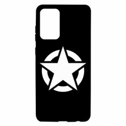 Чохол для Samsung A72 5G Зірка Капітана Америки