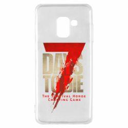 Чохол для Samsung A8 2018 7 Days To Die