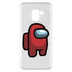 Чохол для Samsung A8 2018 Astronaut Among Us