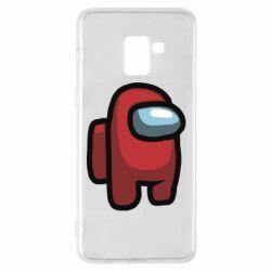 Чохол для Samsung A8+ 2018 Astronaut Among Us