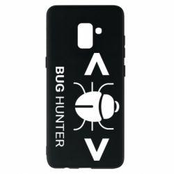 Чохол для Samsung A8+ 2018 Bug Hunter