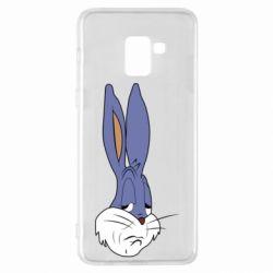 Чохол для Samsung A8+ 2018 Bugs Bunny Meme Face