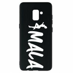 Чохол для Samsung A8+ 2018 MALA