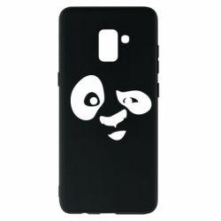 Чохол для Samsung A8+ 2018 Panda Po