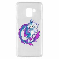 Чохол для Samsung A8 2018 Sisu Dragon Art