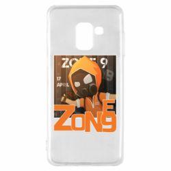 Чохол для Samsung A8 2018 Standoff Zone 9