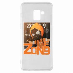 Чохол для Samsung A8+ 2018 Standoff Zone 9