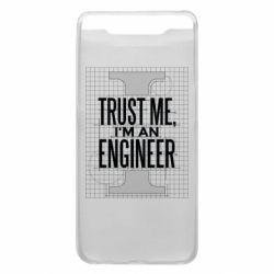 Чохол для Samsung A80 Довірся мені я інженер