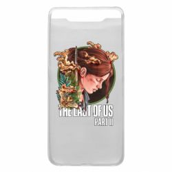 Чехол для Samsung A80 Ellie The Last Of Us