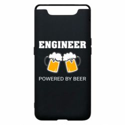 Чохол для Samsung A80 Engineer Powered By Beer