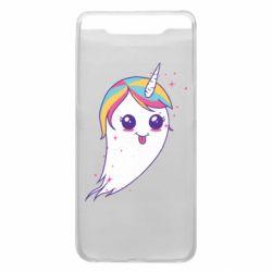 Чохол для Samsung A80 Ghost Unicorn