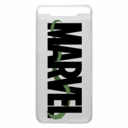 Чехол для Samsung A80 Marvel logo and vine