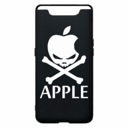 Чехол для Samsung A80 Pirate Apple