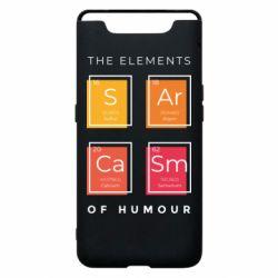 Чохол для Samsung A80 Sarcasm